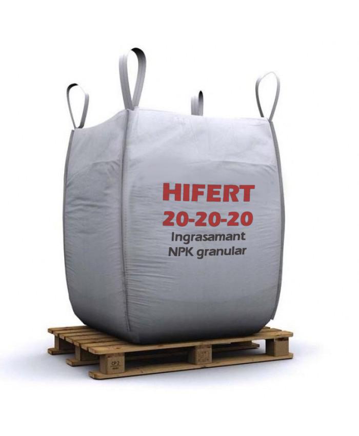 Hifert  NPK 20-20-20 granular