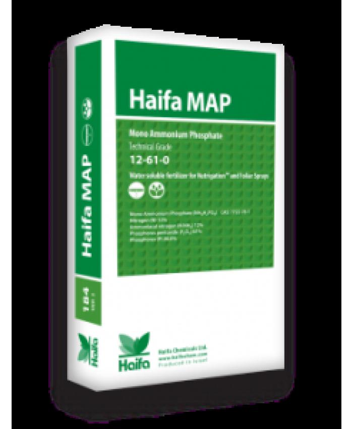 HAIFA MAP 12-61-0