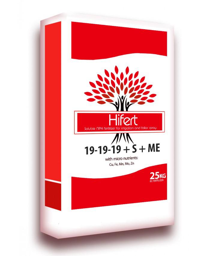 HIFERT 19-19-19 + 1%MgO + ME